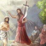 Animacja biblijna – Chrzest Jezusa