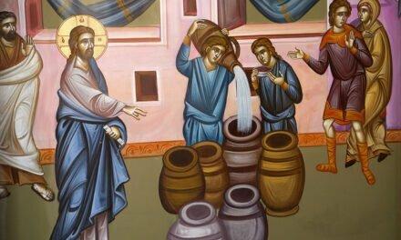 Animacja biblijna – Cud Jezusa w Kanie Galilejskiej