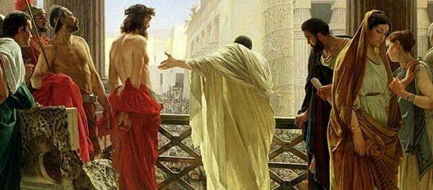 Animacja biblijna – Męka naszego Pana